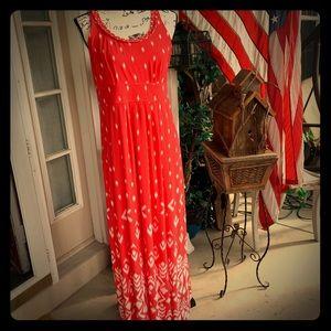 Ladies maxi dress